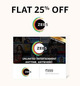 Zee5 Gift Card