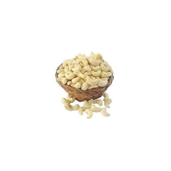 Jumbo Dry Fruit Cashew Nuts 200g 500 Grams 1kg 250 Premium Quality Whole Raw Plain Cashews (100 Grams)