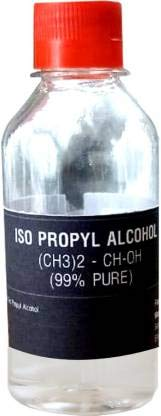 Atharv_Sales Iso Propyl Alcohol 99% Pure [(CH3)2-CH-OH] CAS: 67-63-0 -200ml