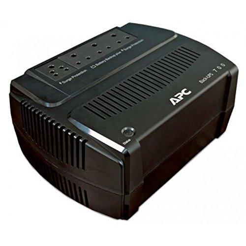 APC Back-UPS BE700Y-IND 700VA UPS (Black)