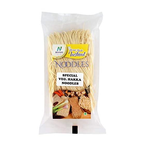 Neelam Foodland Special Veg. Hakka Noodles (200 gm)
