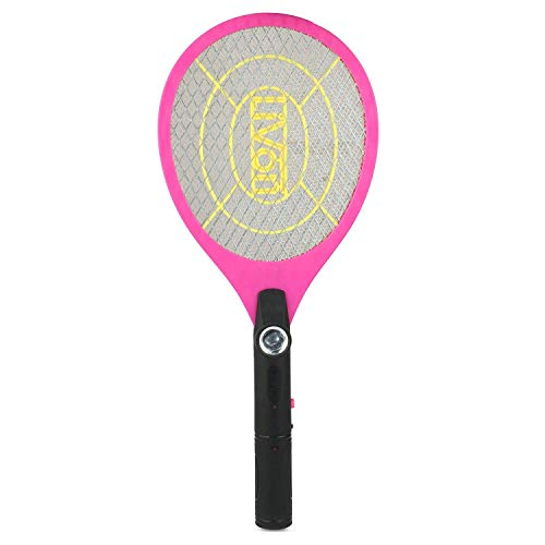 Rapidora SMCD Rechargeable Mosquito/Insect Racket Bat with LED Torch