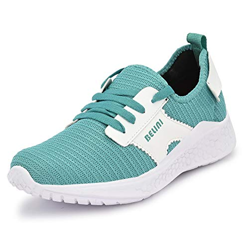 Belini Women's SEA Green Running Shoes Price & Reviews