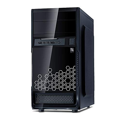 iball-intel High Performance Desktop Computer (Core i5 650, 8 GB RAM, 1 TB HDD, WiFi) for Gaming & Video Editing