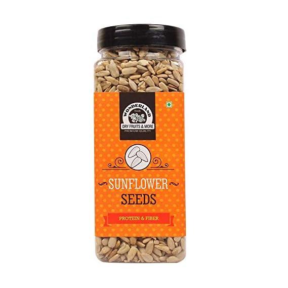 WONDERLAND FOODS (Device) Roasted Sunflower Seeds, 200 g