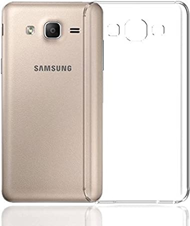 Thinkzy Soft Back Case Cover for Samsung Galaxy On5 Pro  Transparent  Cases   Covers