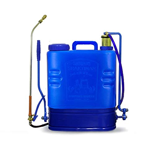 Milcy knapsack hand operated sprayer 16 ltr