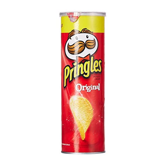 Pringles Potato Chips, 107g