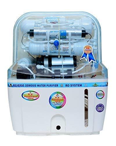 R. K. Aqua Fresh India 15-Liters RO+UV+UF+TDS Adjuster Water Purifier