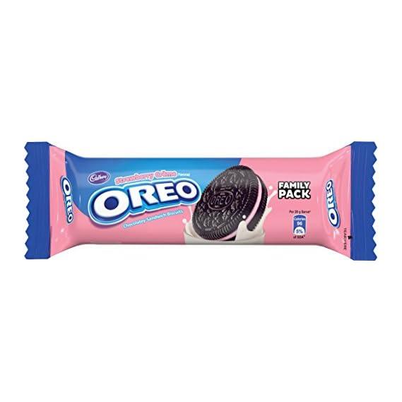 Cadbury Oreo Strawberry Cr