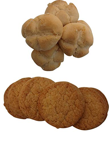 T T Traditionally Handmade Nan Khatai and Sooji Elaichi Biscuit Cookies Pack of 2 Amazon Pantry Offer Biscuit Family Combo