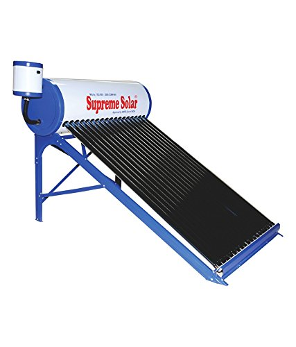 Supreme Solar 100 LPD Solar Water Heater (SS-001) (Pack Of 3)