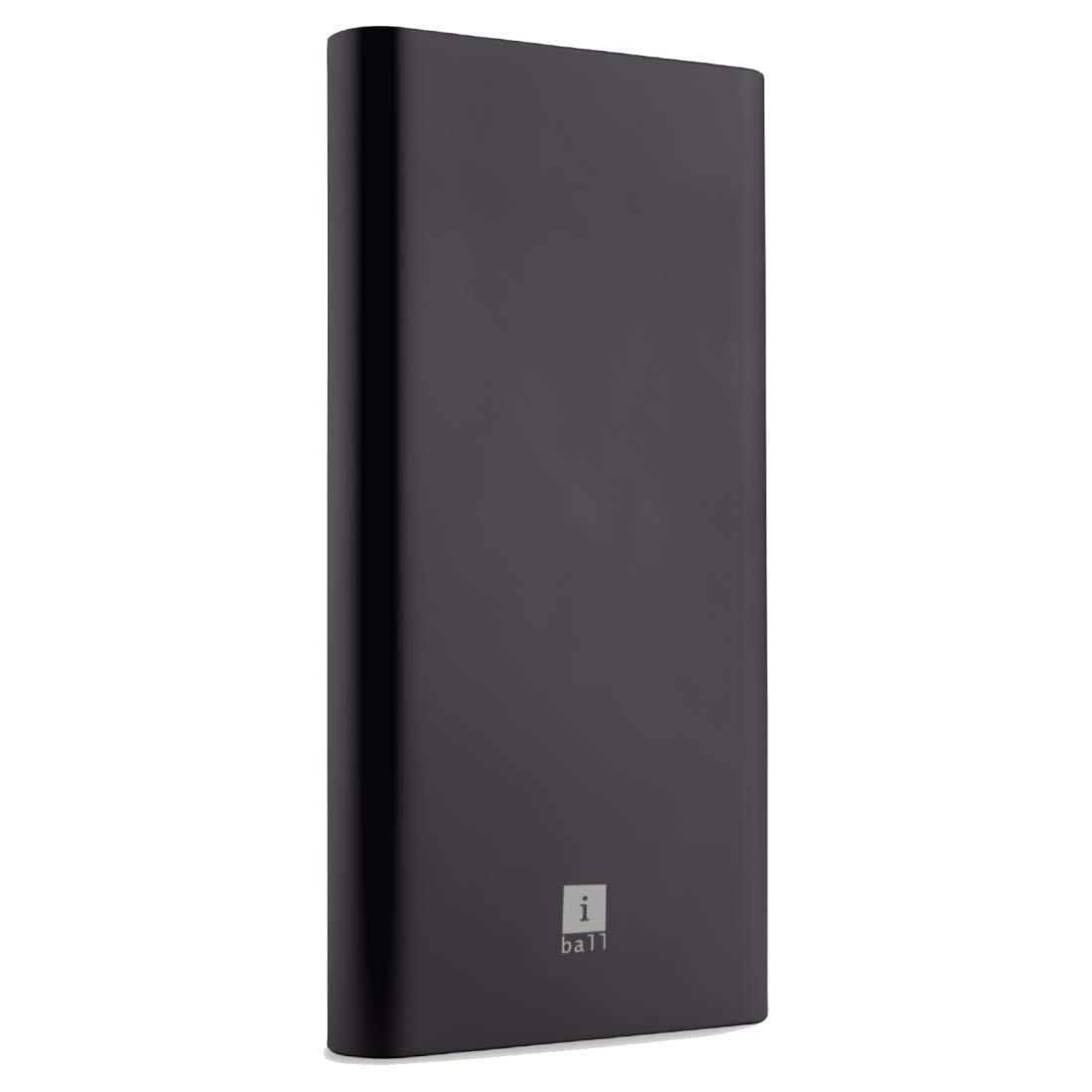 iBall 10000mAh Li-Polymer Slim Design Smart Charge Metal Powerbank