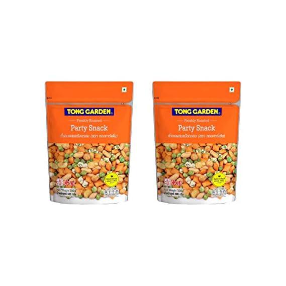 Tong Garden Party Snacks Combo, 1 KG - ( 500 Gm X 2 )