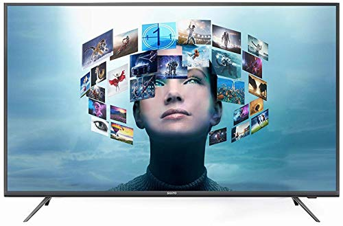 Sanyo 65 Inch TV 4K Smart Certified Android LED TV