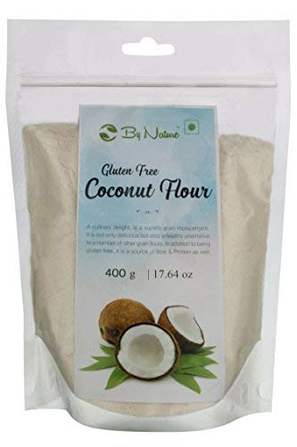 By Nature Coconut Flour 400g Buy Online In Congo At Congo Desertcart Com Productid 64565572