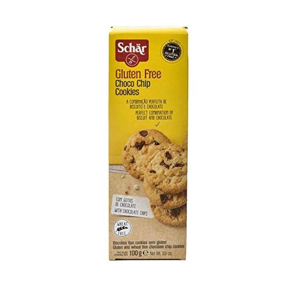 Dr. Schar GF Choco Chip Cookie, 100g