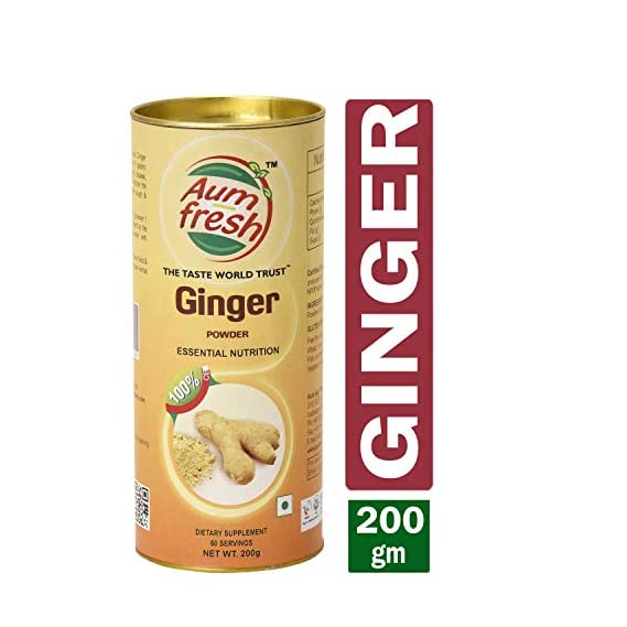 All Herbs & Seasonings (Ginger Powder, 200 Gm - Can)