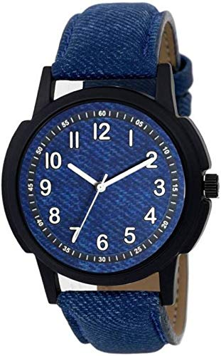 RG Online Shopping Casual Analogue Blue Dial Watch
