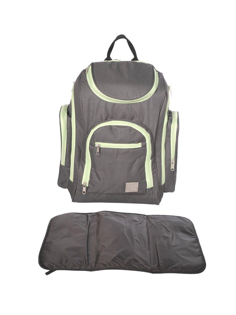 Mee Mee Multipurpose Diaper Bag (Backpack-Style, Slate Grey)