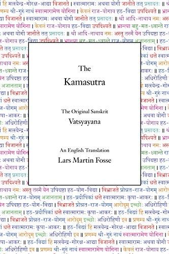 The Kamasutra (Translated) by [Vatsyayana, Lars Martin Fosse]