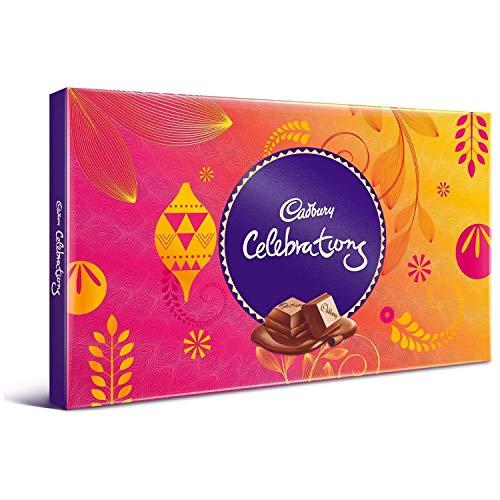 Cadbury Celebrations Gift Pack, 172g (Assorted Chocolates)