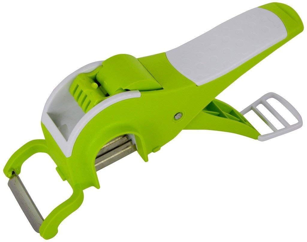 Axtry Valamji Famous Extra Sharp Stainless Steel Multi Cutter and Peeler for Vegetable and Fruit