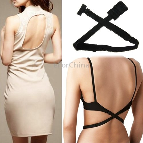 Converter Strap backless bra