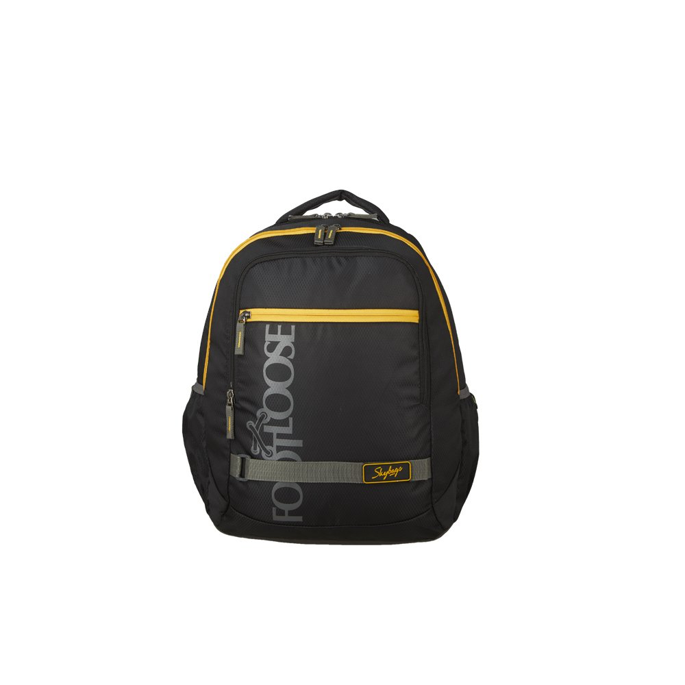 Skybags 29 Ltrs Black Casual Backpack (BPTAZ1BLK)