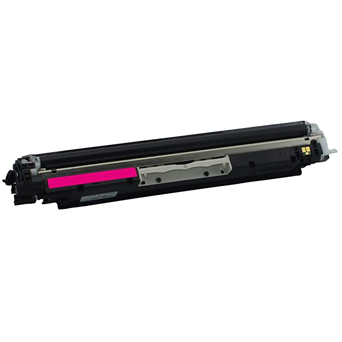 SPS 126A / CE313A Magenta Toner Cartridge for HP Laserjet Pro CP1025 Color Printer,HP Laserjet Pro 100 Color MFP M175a, HP Laserjet Pro CP1025nw Color