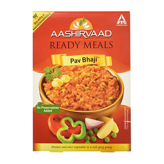 Kitchens of India, Daily Treat, Pav Bhaji, 285g