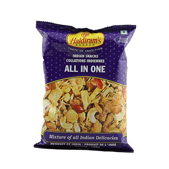 Haldiram's Nagpur All in One, 150g