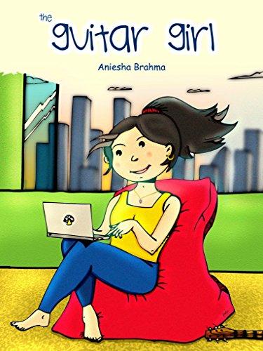 The Guitar Girl by [Aniesha Brahma, Souradeep Ghosh]