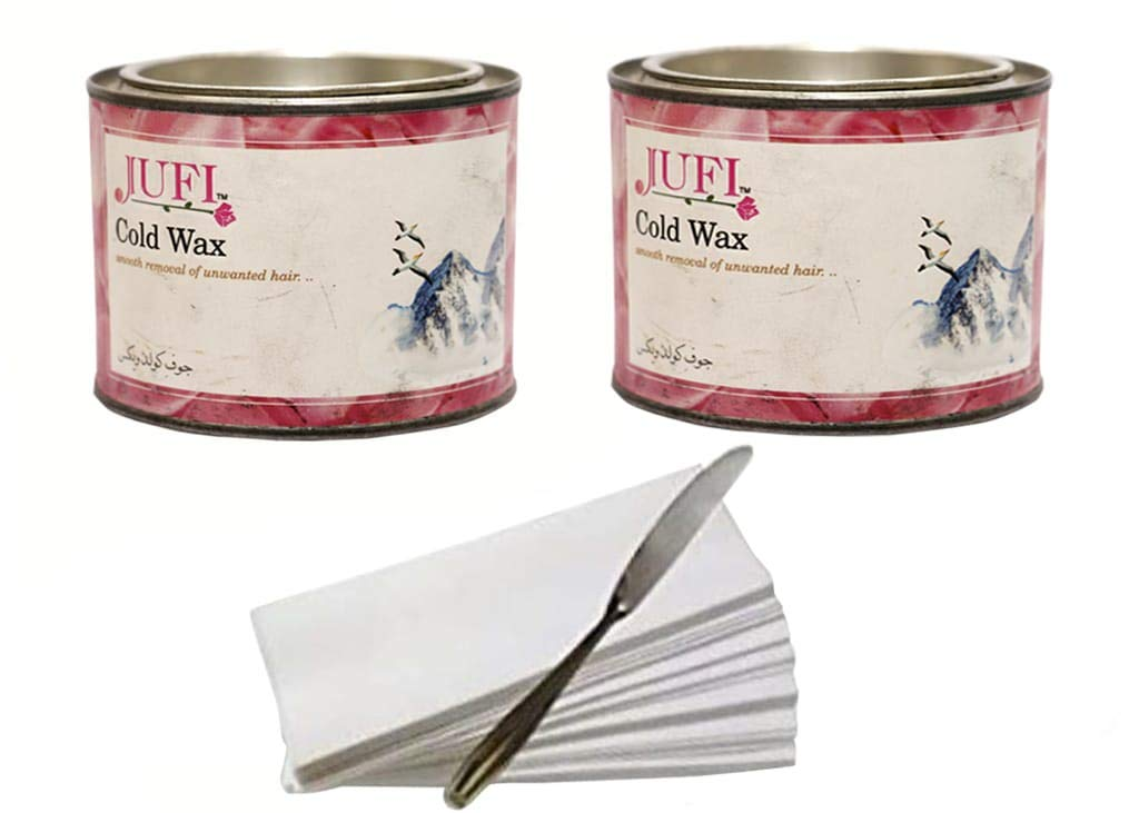 Jufi Cold Wax For Hair Remover Wax For Waxing For Women Waxing