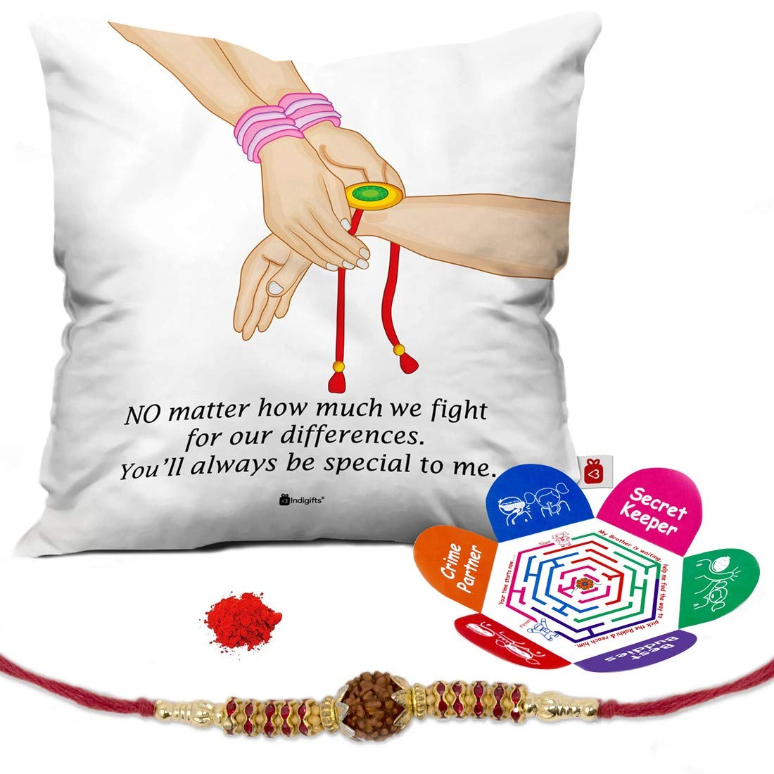 84% Discount on Raksha Bandhan Special - 299.00 + FREE Delivery