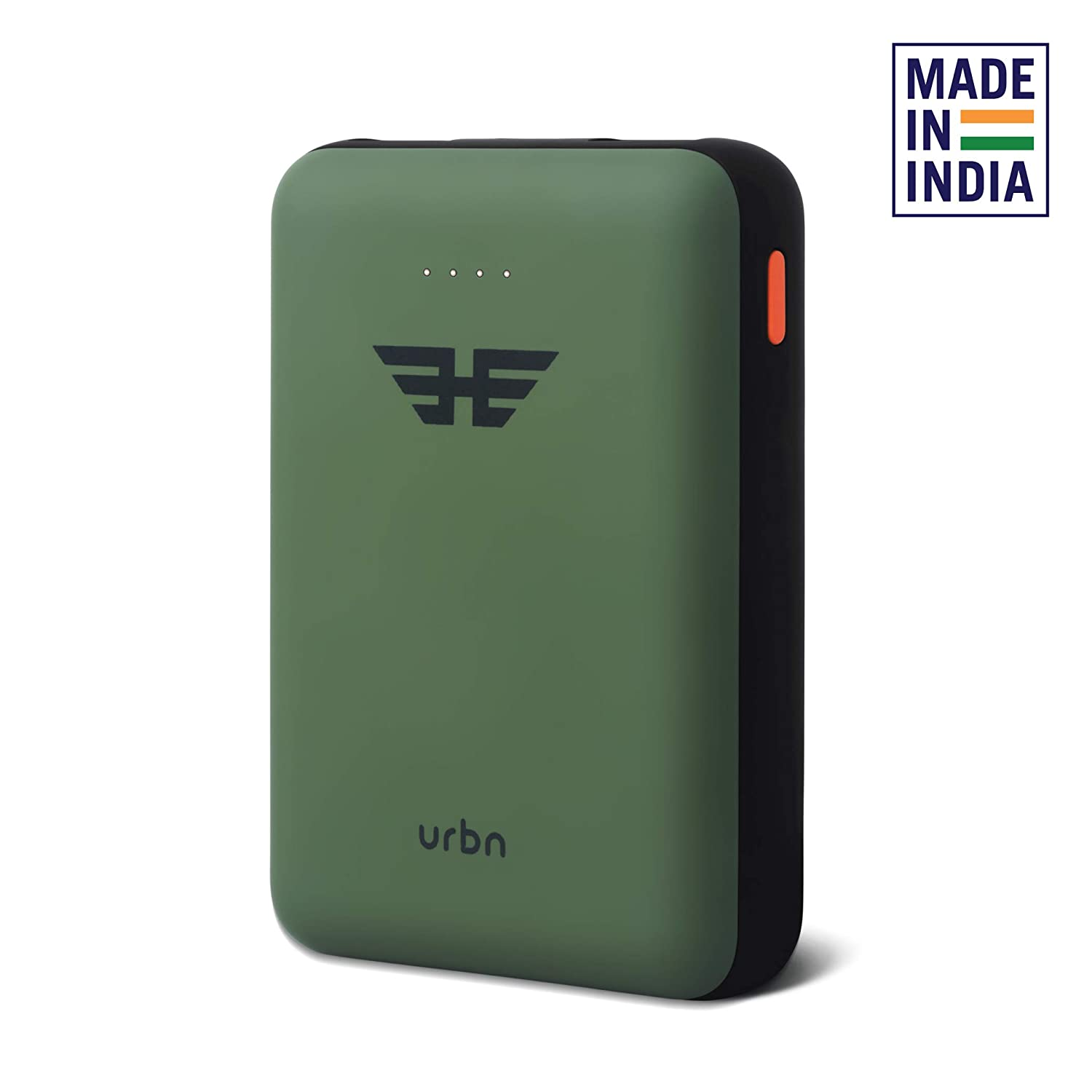 URBN 10000 mAh Li-Polymer Heroes Power Bank Fast Charge & Ultra-Compact Slim Body