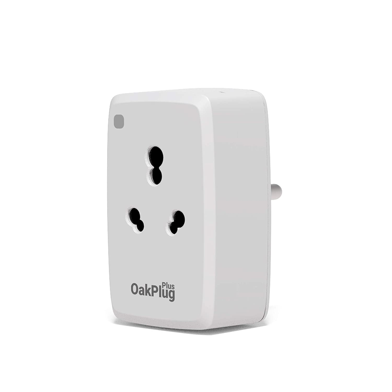Oakter 16 Amp WiFi Smart Plug (No Hub Required)