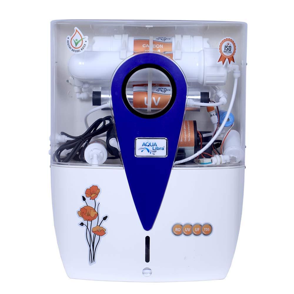 AQUA Libra Water Purifier Ro+Uv+Uf+Tds Control digital model New Technology