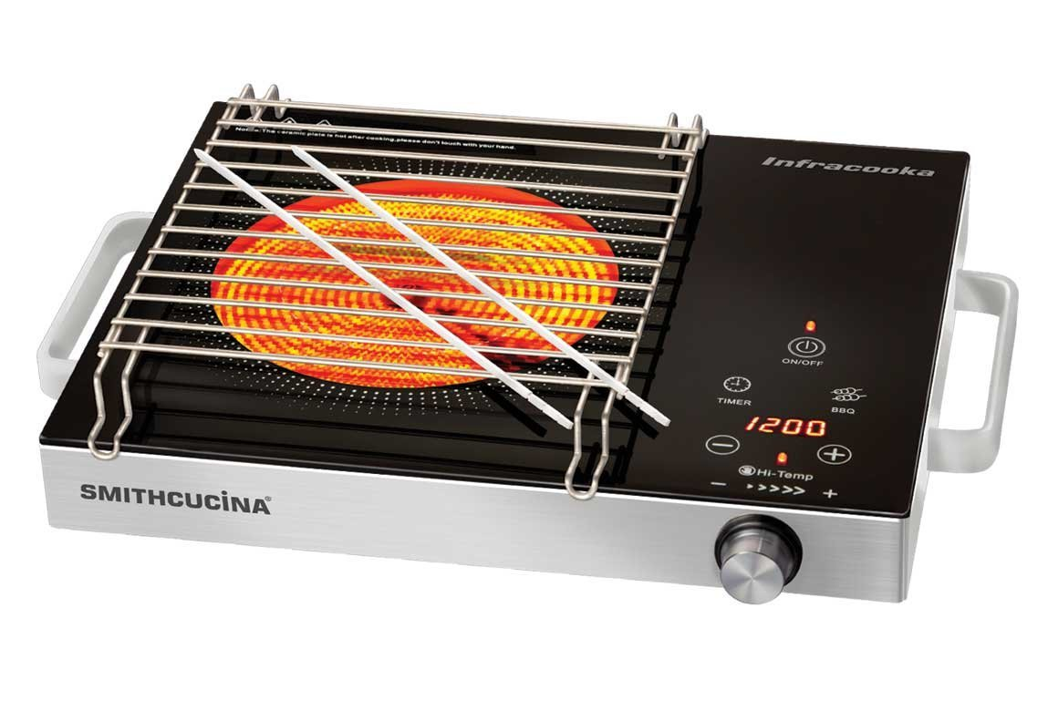 Infracooka Electric Cooktop