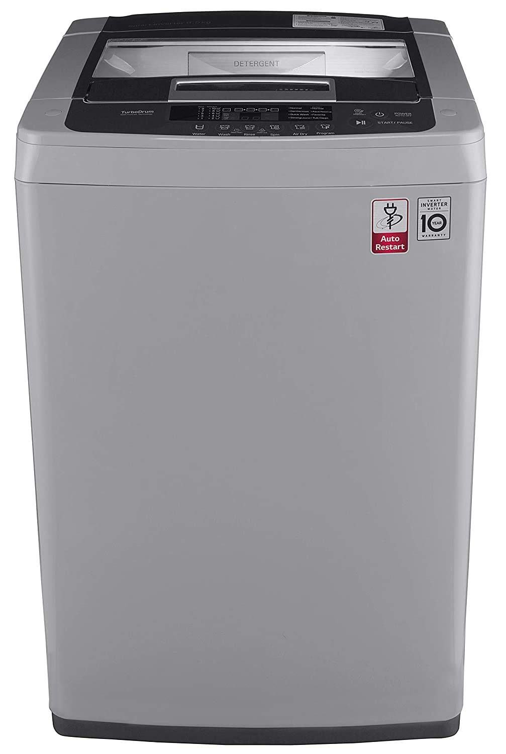 LG 6.5 KG Inverter  Fully Automatic Top Load Washing Machine