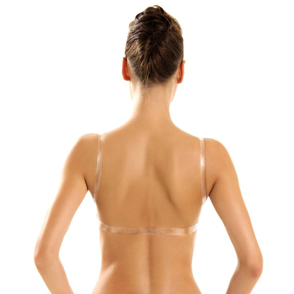 Backless Padded Bra Skin