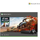 Microsoft 1TB Xbox One X Console  Free Games: Forza Horizon 4 and Forza Motorsport 7 Bundle