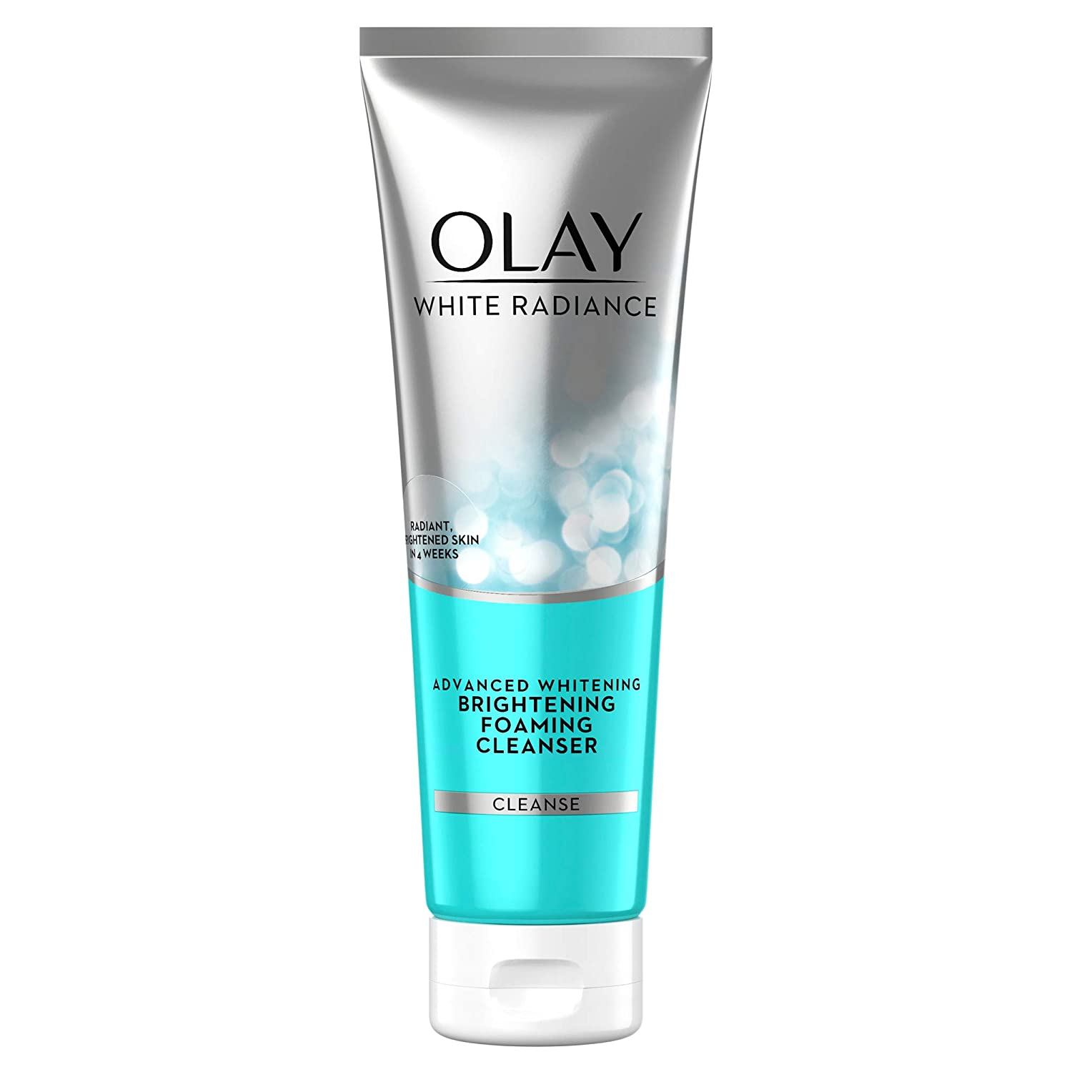 Olay Face Wash White Radiance Brightening Foaming Cleanser