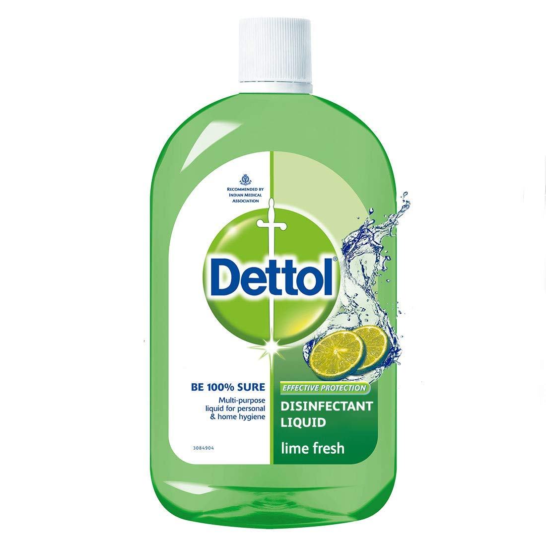 [Pantry] Dettol Liquid Disinfectant Cleaner for Home, Lime Fresh, 500ml