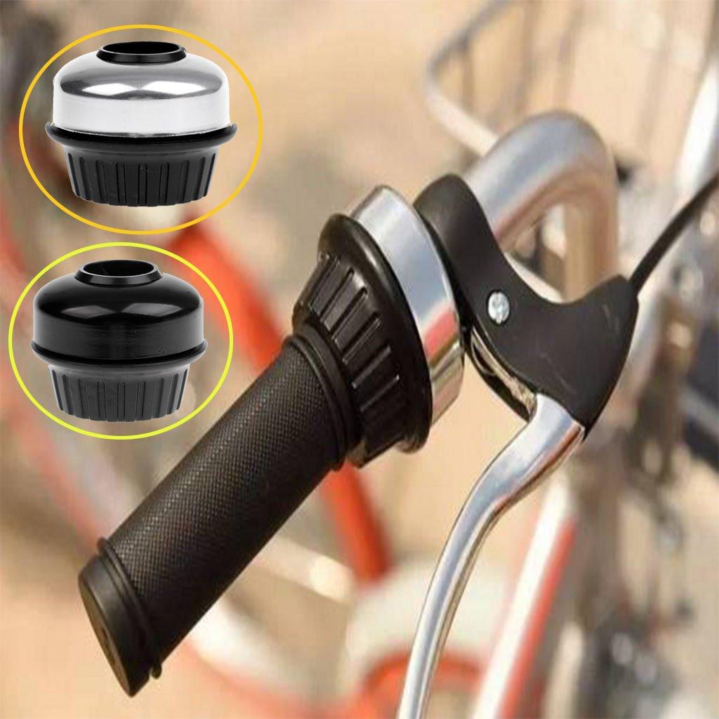 Loud Mini Bicycle Bell Handlebar Alloy Horn Alarm Ring Sport R~