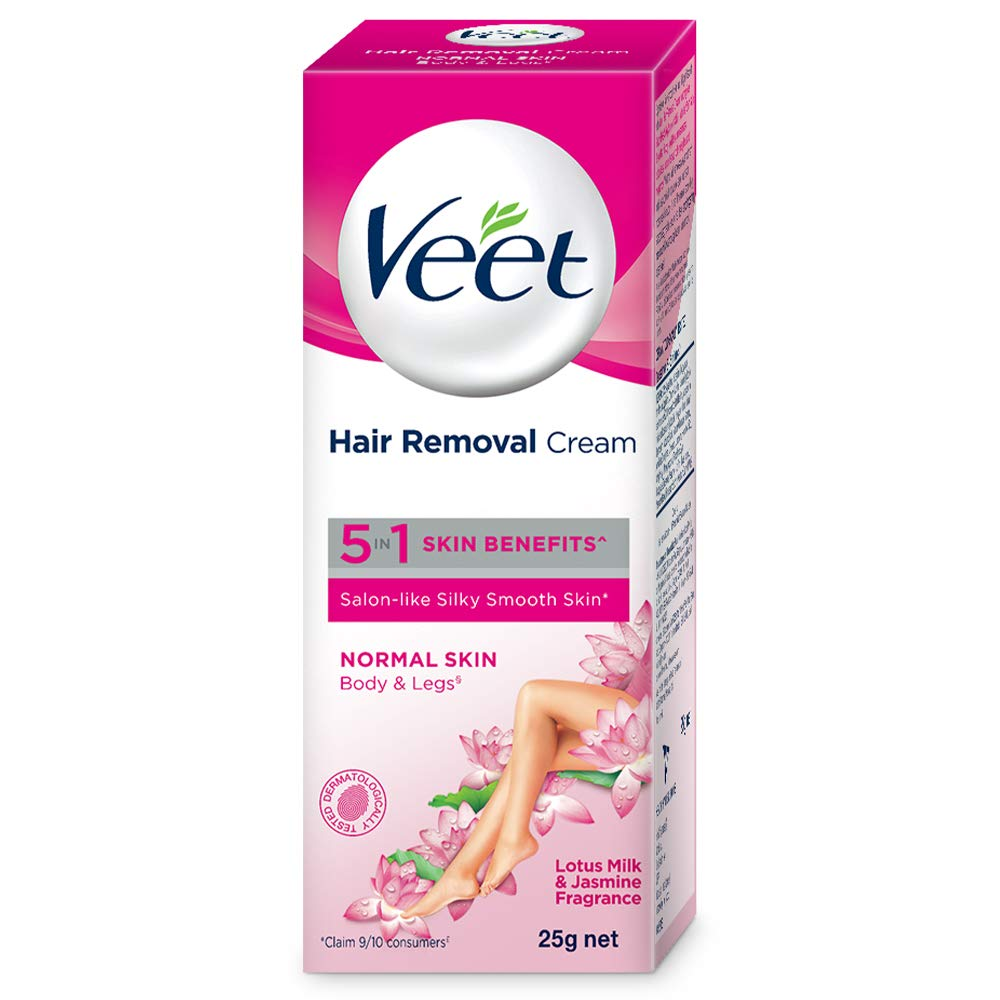 Veet Silk Fresh Hair Removal Cream Normal Skin 25 G Buy Online In Jamaica Visit The Veet Store Products In Jamaica See Prices Reviews And Free Delivery Over J 10 000 Desertcart