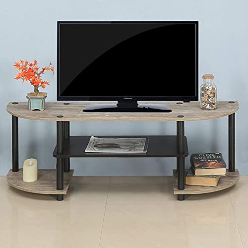 home by Nilkamal Fitz TV Cabinet Brown