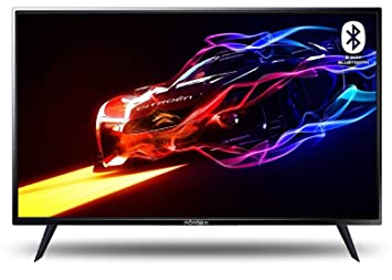 Fortex 80 cm (32 inches) HD Ready IPS LED TV FX32CN01 (Black) | With In-Built Bluetooth