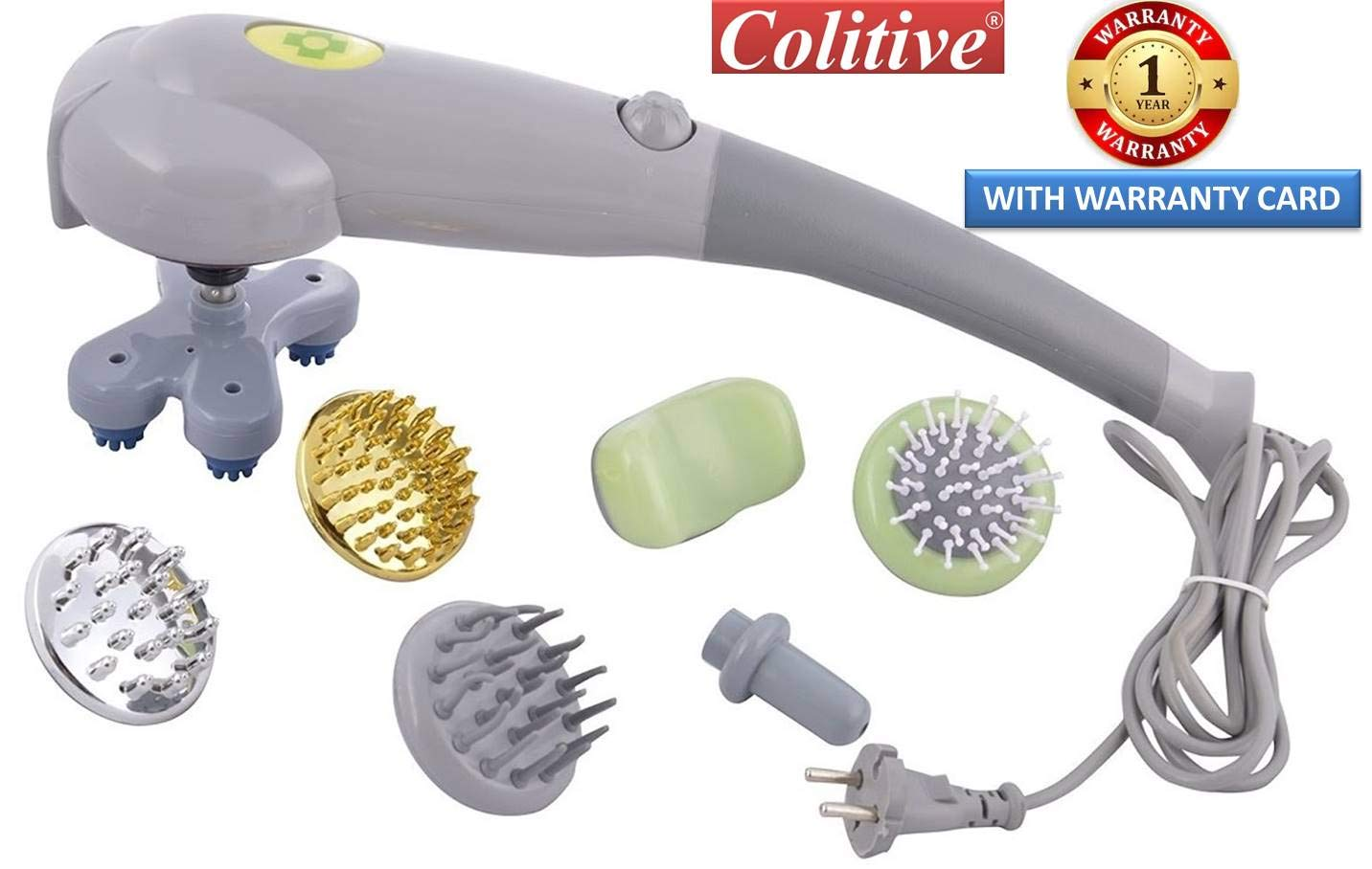 Colitive Magic Massager - Heavy-Duty Complete Body massager