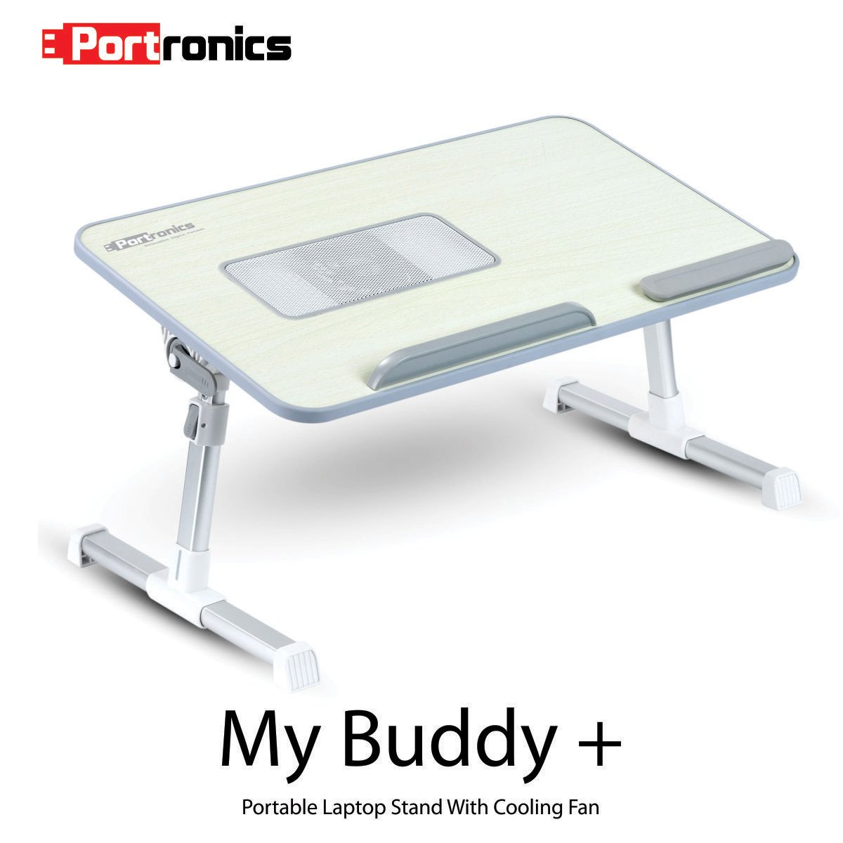 Portronics POR-704 Adjustable Laptop Table